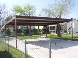 attached carport plans build playhouse clipgoo