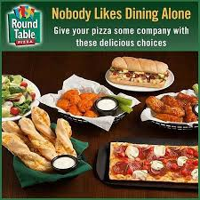 Round Table Pizza Coupons Codes Delivery Pizza Coupons Round Table Discount Code Wings