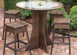 Outdoor Coffee Table Set Coffee Tables Wicker Outdoor Coffee Table Riveting Ovela 7 Piece