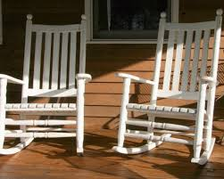Resin Wicker Rocking Chair Outdoor Double Wooden Rocking Chair White Wicker Rocking Chairs