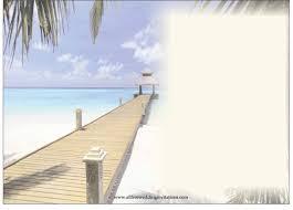 modern wedding invitations for you beach wedding invitation