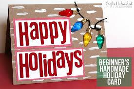 handmade christmas cards for beginners u0026 pros