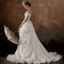 vintage corset wedding dress naf dresses