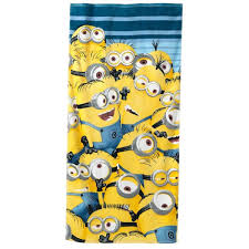 minion wrapping paper despicable me minion towel home kitchen