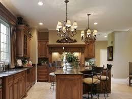 kitchen island chandelier lighting kitchen design ideas