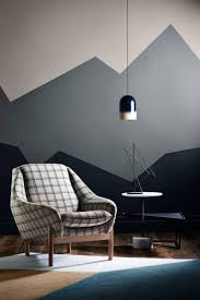 Dark Grey Accent Wall by Best 25 Wall Paint Patterns Ideas That You Will Like On Pinterest