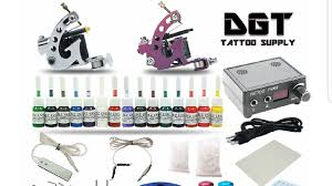 dgt tattoo supply kit unboxing from amazon youtube