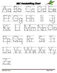printable alphabet grid write the alphabet grid writing centers kindergarten and literacy
