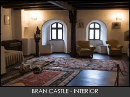 Bran Castle Interior Castles Of Romania