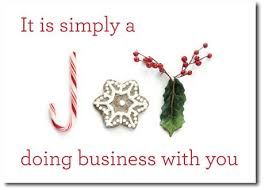 personalised business christmas cards 17995