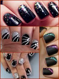 nagellack designs 2015 und 2015 schwarzer nagellack entwurfs part2 stylesuche