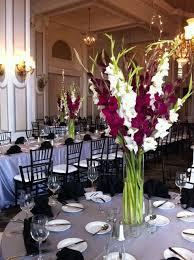 used wedding centerpieces best 25 gladiolus centerpiece ideas on gladiolus
