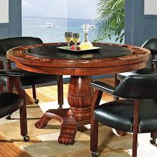 small round game table modern round game table with chairs nytexas