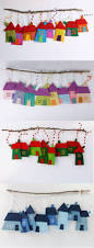 best 25 felt house ideas on pinterest felt ornaments patterns