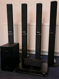 blu ray home theater systems panasonic blu ray home theatre surround sound system in plymouth