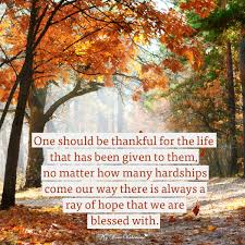 one should be thankful thanksgiving image quote