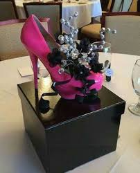 44 best high heel centerpieces images on pinterest beautiful