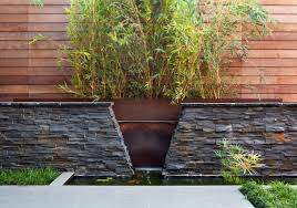 bamboo garden design for asian landscaping concept ideas home