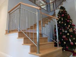 Stainless Steel Banister Stallion Stainless Steel Balustrade Made From Ss Grade 316 Or 304