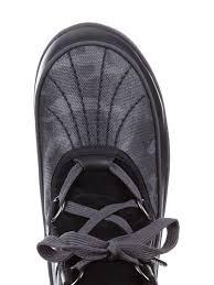 Sorel Tivoli Rugged Canvas Boots Sorel Tivoli Ii Canvas Ankle Boots In Gray Lyst