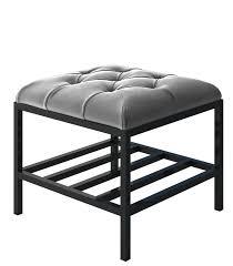 Modern Metal Garden Furniture Adrian Modern Bench Customize Designer Home Image On Remarkable