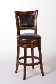 furniture saddle seat counter stools swivel with nailhead trim