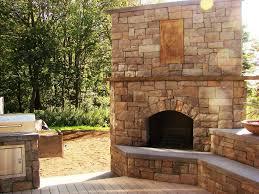 plans for outdoor fireplace u2014 jen u0026 joes design simple outdoor