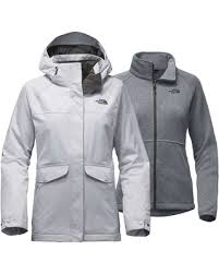 North Face Light Jacket Fall Savings On The North Face Women U0027s Merriwood Triclimate Jacket