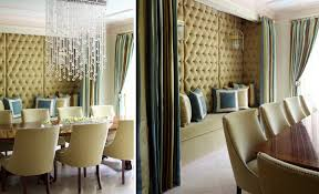 Padded Walls How A Home Could Look Like If It Had Upholstered Walls