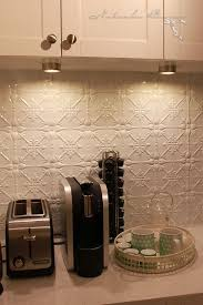 Best  Pressed Tin Ideas On Pinterest Tin Tile Backsplash - Tin ceiling backsplash