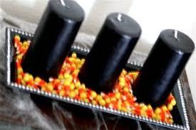 Halloween Centerpieces Top 15 Easy Halloween Centerpieces With Candle U2013 Interior Decor