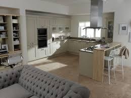 cool small u shaped kitchen with breakfast bar decor idea stunning