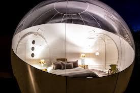 chambres bulles logement insolite la bulle d aunis le clos de landrais