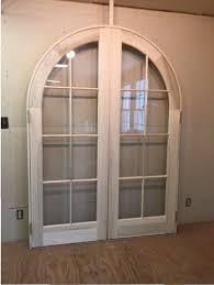 Arch Doors Interior Wood Custom Interior Doors Jim Illingworth Millwork Llc