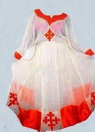 Hand Made Ethiopian Eritrean Habesha Dress 30 Discount