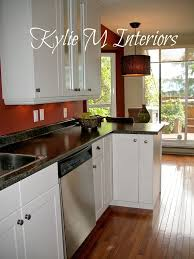 Red Kitchen With White Cabinets 100 Red Wall Kitchen Ideas Modern Black Red Tile Countertop