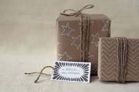 brown paper wrapping craft paper wrapping diy kraft paper gift wrap wit whistle