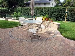unilock patio design by schaumburg il patio builder design