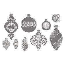poking at stin up ornament keepsakes stin pretty