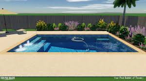 in ground pool u0026 spa prices upgrade pool with a spa cost to build