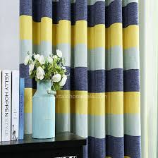 Yellow And Blue Curtains Navy And Yellow Curtains Curtains Ideas