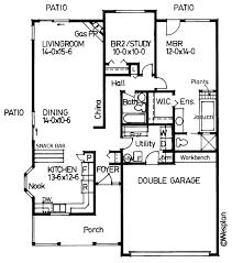 68 best house plans images on pinterest architecture home plans