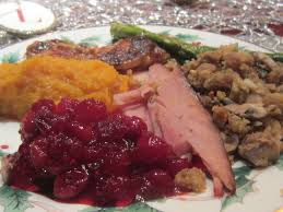 ham thanksgiving dinner christmas nuts and bolts
