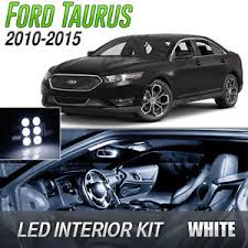 Taurus Sho Interior 2010 2015 Ford Taurus White Led Lights Interior Kit Ebay
