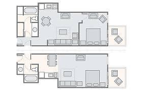 2 Bedroom Suite Daytona Beach Casa Del Mar Beach Resort Bluegreen Vacations