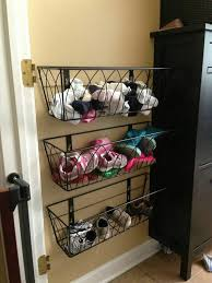 Making Wooden Shelves For A Garage by Best 25 Shoe Storage Ideas On Pinterest Diy Shoe Storage