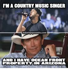 Country Meme - pma country music singer wehatepopcountrycom and i have ocean