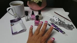 kara sánchez simple nail art tutorial with dotting tool