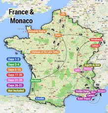 Annecy France Map by Charlie U0027s World Tour For 2017 2018 Backpackerstravelguides