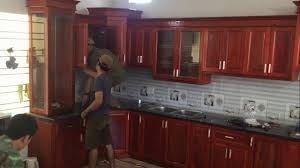 How To Install Wall Kitchen Cabinets by How To Installation Full Kitchen Cabinets Wall Mounted Awesome